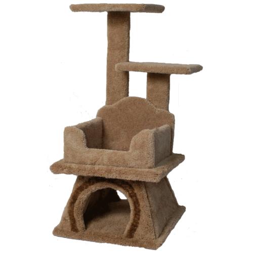 Amazing-Cat-Trees-Cat-Lounger cat bed