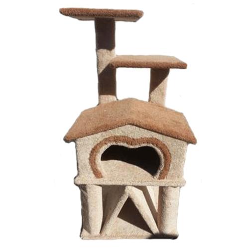 Amazing-Cat-Trees-Double-Majestic cat house