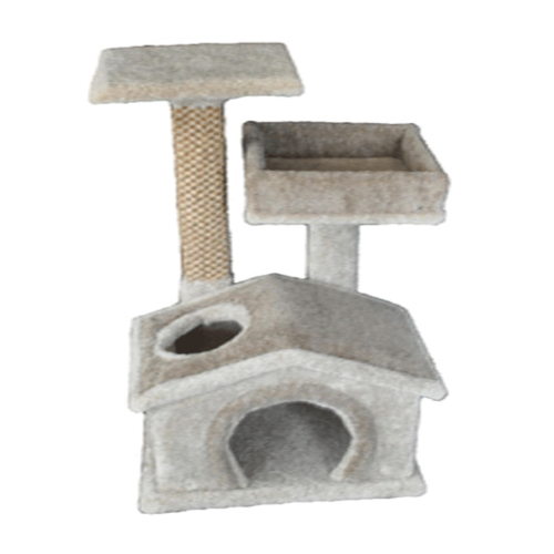 Amazing-Cat-Trees-Flathouse-II cat house
