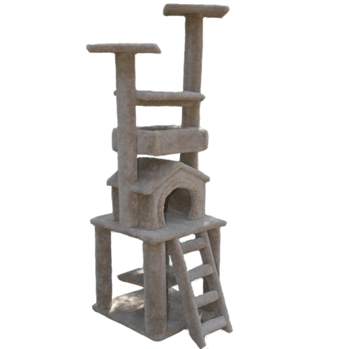 Amazing-Cat-Trees-High-Climber cat house