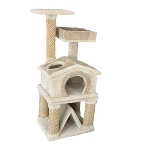 Amazing-Cat-Trees-Majestic-II cat house