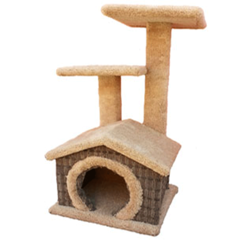 Amazing-Cat-Trees-Restful-Retreat cat house