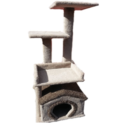 Amazing-Cat-Trees-Restful-Retreat-II cat house