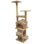 Amazing-Cat-Trees-Tiered cat house