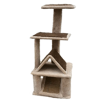 Amazing-Cat-Trees-Triangular-Dwelling cat house