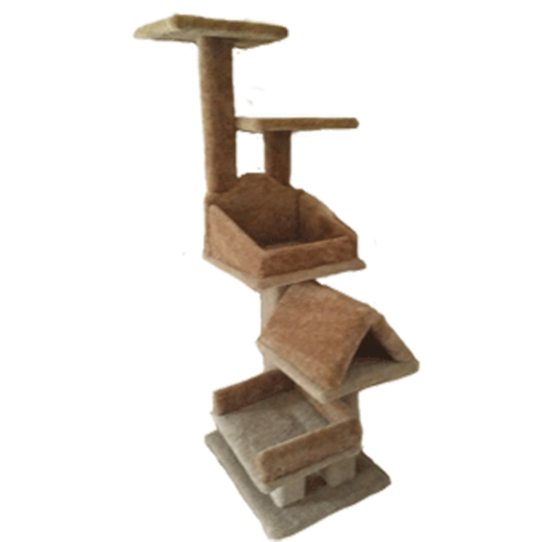 Amazing-Cat-Trees-Trio-Lounger cat condo