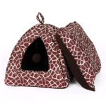 Amazing-Cat-Trees-Hoopet-Tent-Shaped-Cat-Bed
