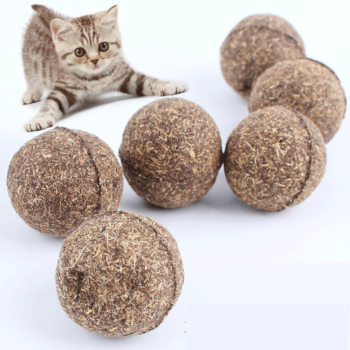 Amazing-Cat-Trees-Natural-Catnip-Treat-Ball-Cat-Toy image