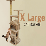 Amazing Cat Trees X Large